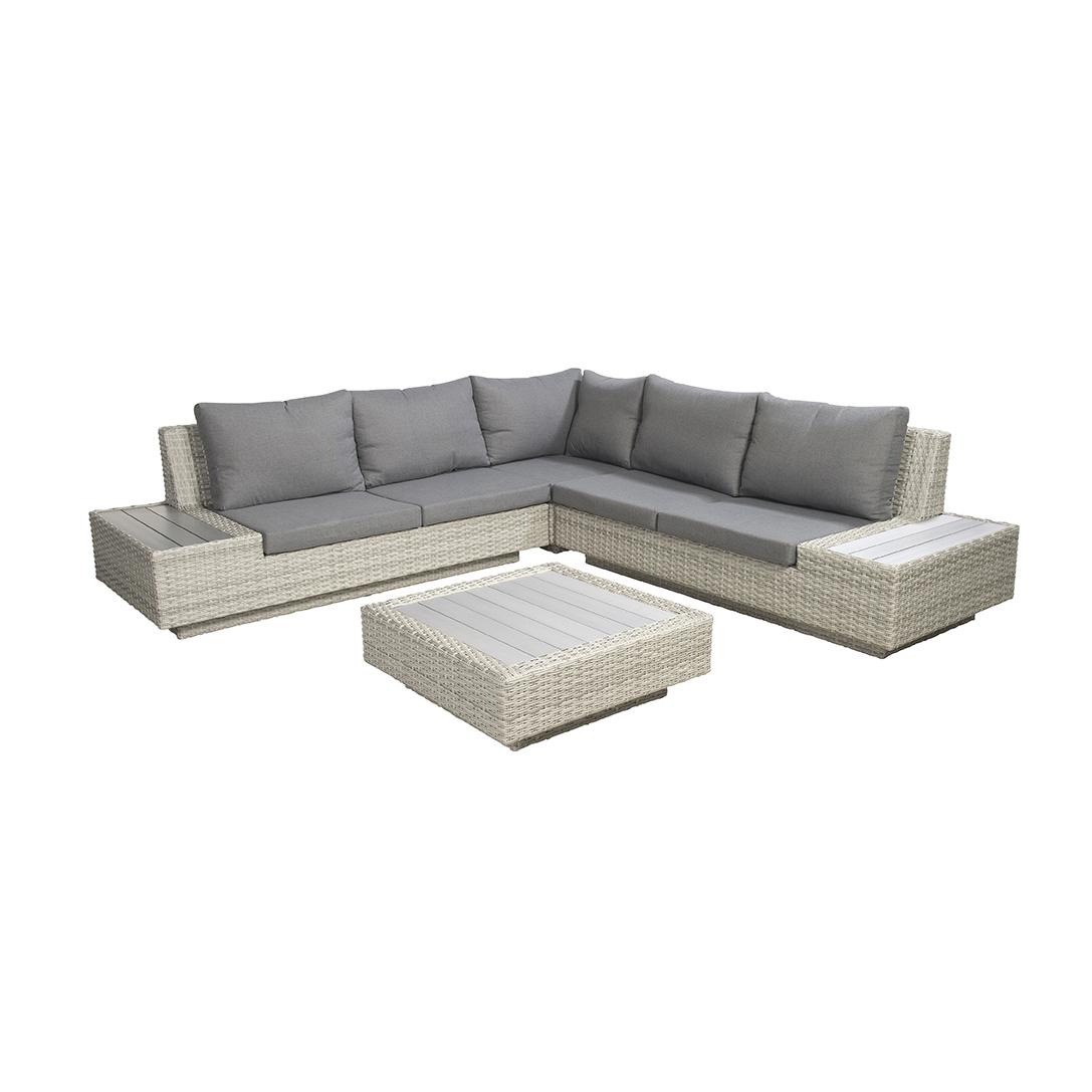 Lounge sets tuinmeubelen producten rijkenberg tuinmeubelen mijdrecht - Sofa vlechtwerk ...